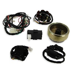 Complete Ignition Kit for Dirt Bike 250cc