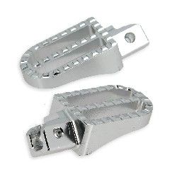 Custom Aluminum Foot Pegs for Dirt Bike