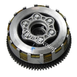 Clutch for Dirt Bike 200 and 250cc, Type 1
