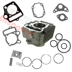Aluminium cylinder Kit for Dirt Bike 110cc 1P52FMH