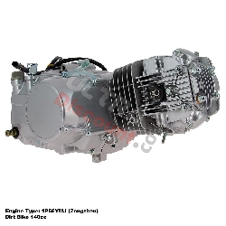 Zongshen Engine 140cc 1P56YMJ for Dirt Bike