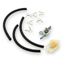 Fuel Tap + Fuel Filter for Dirt Bike type 3
