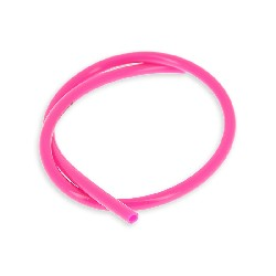 Fuel intake Line 5mm pink for Bashan 200cc BS200S7