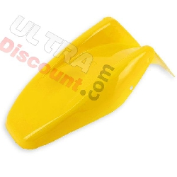 Rear Mudguard for Pocket Bike (air-cooled) - Yellow