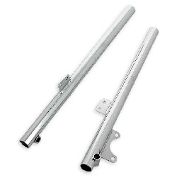 Pair of Front Fork Tubes for Pocket Bike