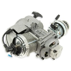 Motor 53cc UD Racing engine for Pocket Bike - ALU