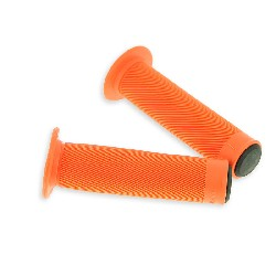 Non-Slip Handlebar Grip orange for Bashan 200cc BS200S3