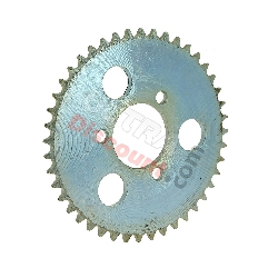 44 Tooth Reinforced Rear Sprocket for Large Chain 3T - TF8 (type 3)