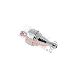 High Quality Removable Fuel Filter (type 1) - Silver