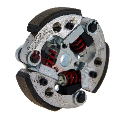 Special Zocchi 3-shoe Carbon Clutch for Pocket Bike Polini 911