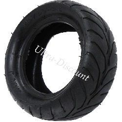 Rear Rain Tire for Pocket Bike (entry-level price) - 110x50-6.5