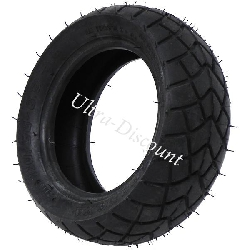 Rear Rain Tire for Pocket Bike (type 3) - 110x50-6.5