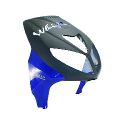 Front Fairing for Scooter Jonway 50cc YY50QT-28A  - Blue