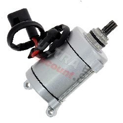Starter Motor for ATV Shineray Quad 200cc STIIE - 9 Tooth