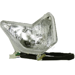 Headlamp for ATV Shineray Quad 150cc STE