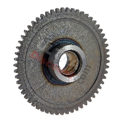 57 Tooth Transmission Gear for ATV Shineray Quad 200cc (57 Tooth)
