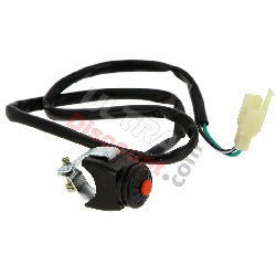 Kill Switch for ATV Shineray Racing Quad 250cc STIIE (type 2)