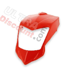 RAPTOR Headlight Fairing for ATV Bashan 250cc BS250S11 - Red