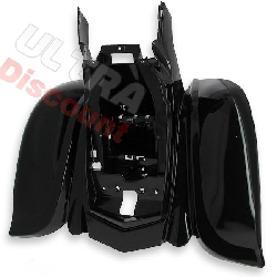 Rear Mud Guard Fairing for ATV Shineray Quad 150cc STE - Black