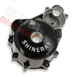 Alternator Housing for ATV Shineray Quad 250cc (Black, STXE)