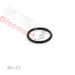 Dipstick O-ring 20x2.55 for ATV Shineray Racing Quad 250cc STXE