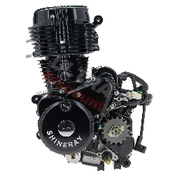 Engine for ATV Shineray Quad 250cc STXE 167FMM