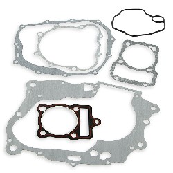 Gasket Set + Rocker Cover Gasket for ATV Shineray Quad 250cc STXE