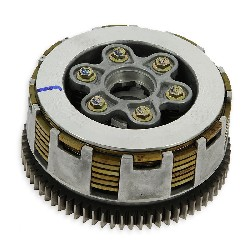 Clutch for ATV ShinerayQuad 250cc STIXE ST9E 127mm type2