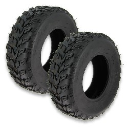 Pair of Front Tires for ATV Shineray Quad 250cc STXE 21x7-10