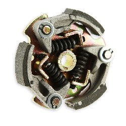 3-shoe Racing Clutch for MT4