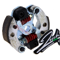 Zocchi 2-shoe Carbon Clutch for Pocket Bike MT4 (liquid-cooled)