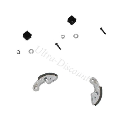 Special Clutch Shoe Kit for Zocchi 2-shoe Clutch