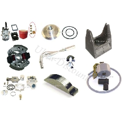 Performance Kit for Pocket Bike MTA4 (Evolution 3)