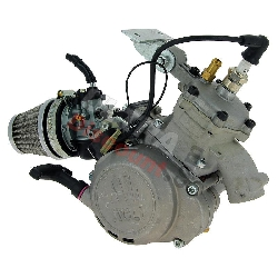 Complete Engine for Pocket Bike MTA4 39cc (H2O)
