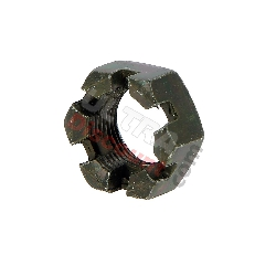 Rear Axle Castle Nut for ATV