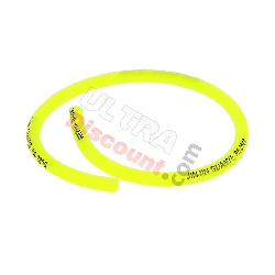 Fuel intake Line 5mm Yellow Fluo