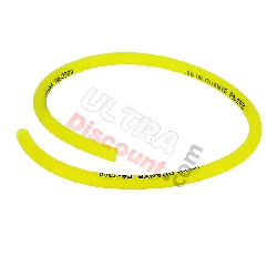 Fuel intake Line 5mm Yellow Quad Shineray 350STE - 350ST-2E