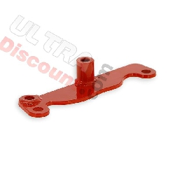 Engine Bracket rear right for Skyteam ACE (Red)