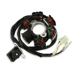 Ignition Stator Magnet for GY6 50 110 125 150cc for Jonway Scooter Parts