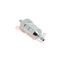 High Quality Removable Fuel Filter (type 2) - Alu