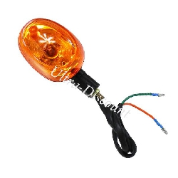 Rear Turn Signal for Baotian Scooter BT49QT-11