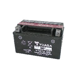 YUASA Battery for Baotian Scooter BT49QT-7