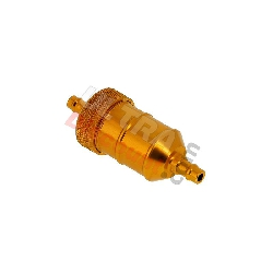 High Quality Removable Fuel Filter (type 2) - Gold