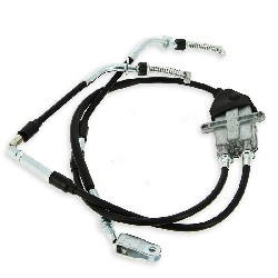 Front Brake Cable for ATV Bashan Quad 200cc (BS200S-3)