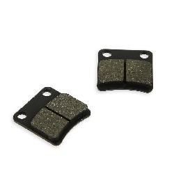 Rear Brake Pads for ATV Bashan Quad 200cc (type 1)