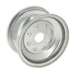 Front Rim for ATV Bashan Quad 200cc (Silver, BS200S-7)