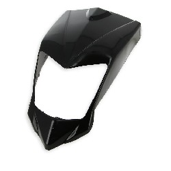 Front Fairing for ATV Bashan Quad 250cc (BS2500S-11) - Black