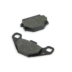 Rear Brake Pads for ATV Bashan Quad 250cc BS250S-11 (type 2)