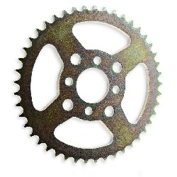 45 Tooth Rear Sprocket for ATV Bashan Quad 250cc (428H, BS250S-11)