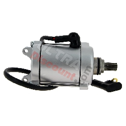 Starter Motor for ATV Bashan Quad 250cc (BS250S-11) - 11 Tooth